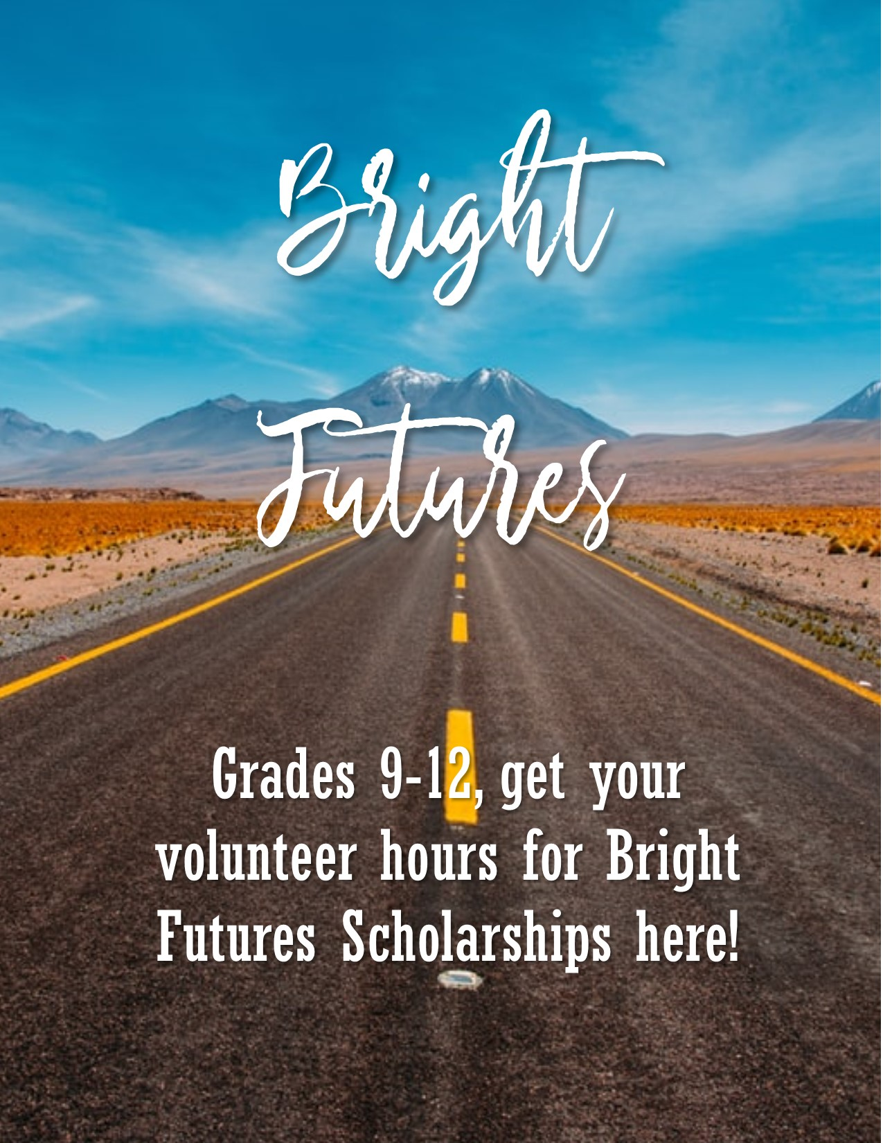 Bright Futures Volunteering Hours