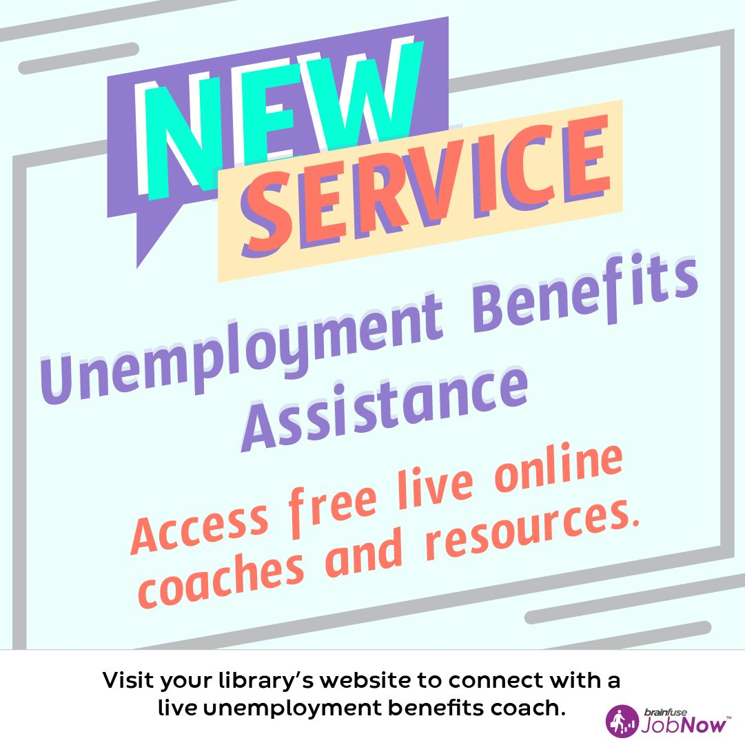 JobNow Unemployment Benefits