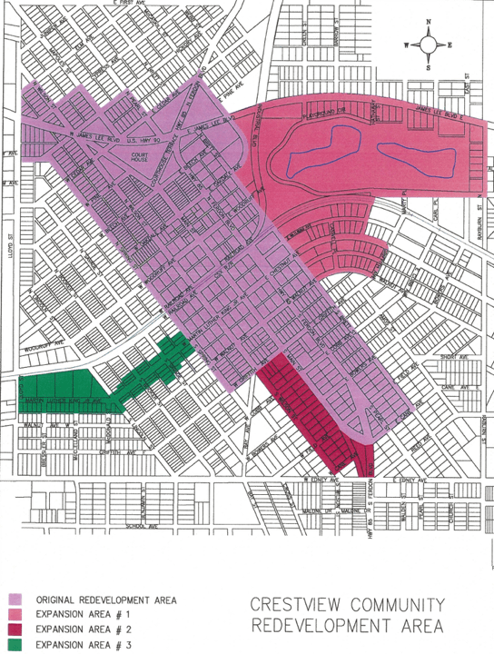 Crestview Community Redevelopment Area Dated 11.17
