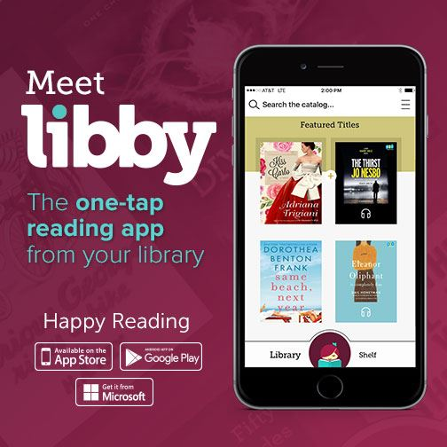 Click for printable Libby app instructions