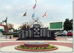 Okaloosa County Veterans Memorial