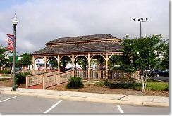Veterans Memorial Gazebo
