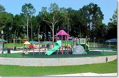 Big Playground at Twin Hills Park
