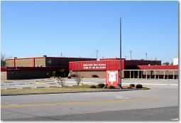Front of Crestview High School