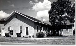 First Methodist Church - Circa 1940s