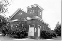 First Presbyterian Church - Circa 1940s