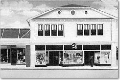 Harris Department Store - Circa 1940s