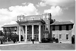 Okaloosa County Courthouse - Circa 1940s