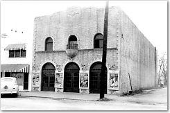The Crestview Theatre - Circa 1940s