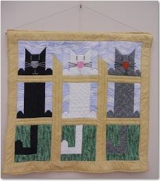 A Quilters Place - Cats